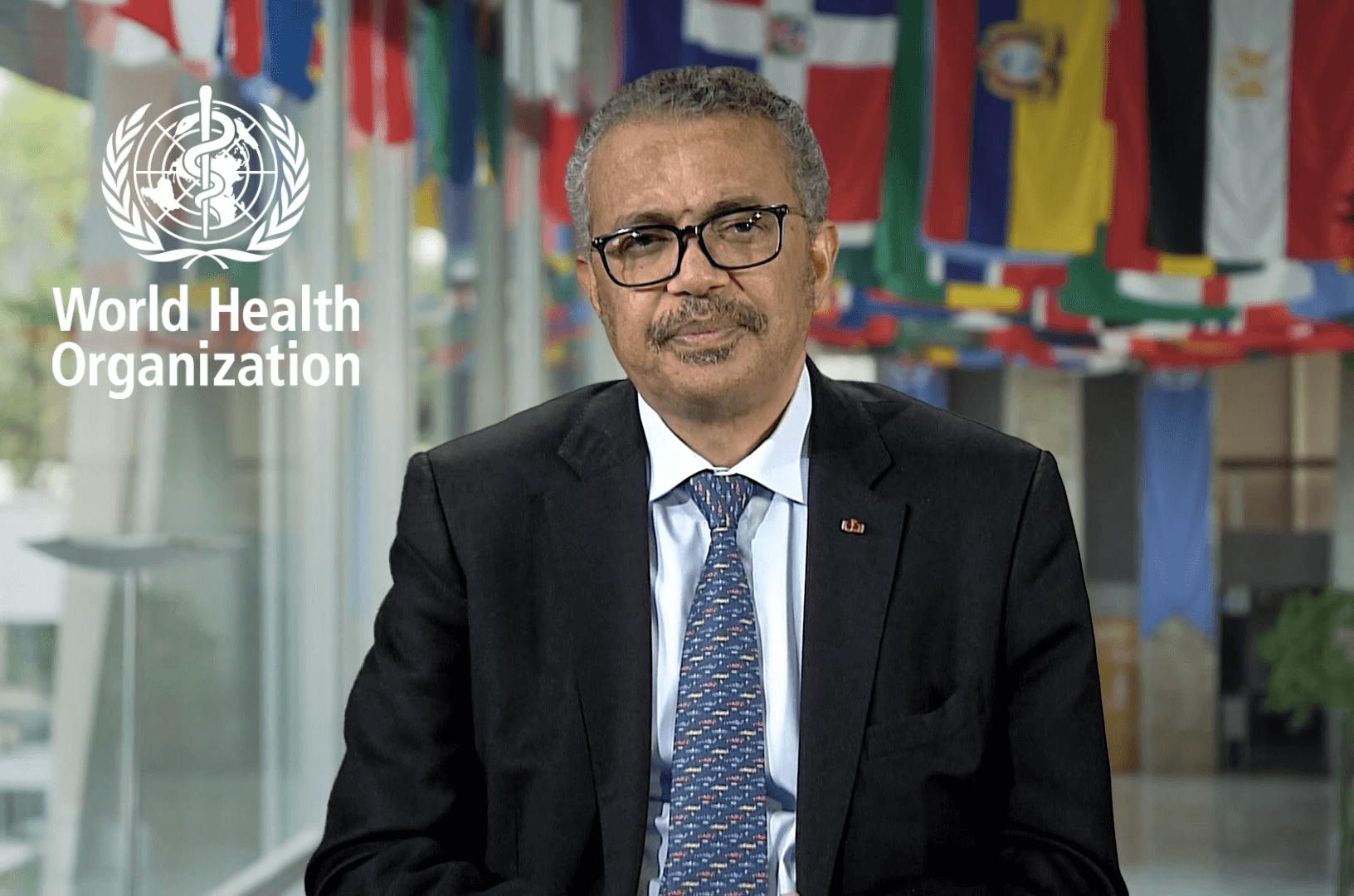 Youtube / World Health Organization (WHO)