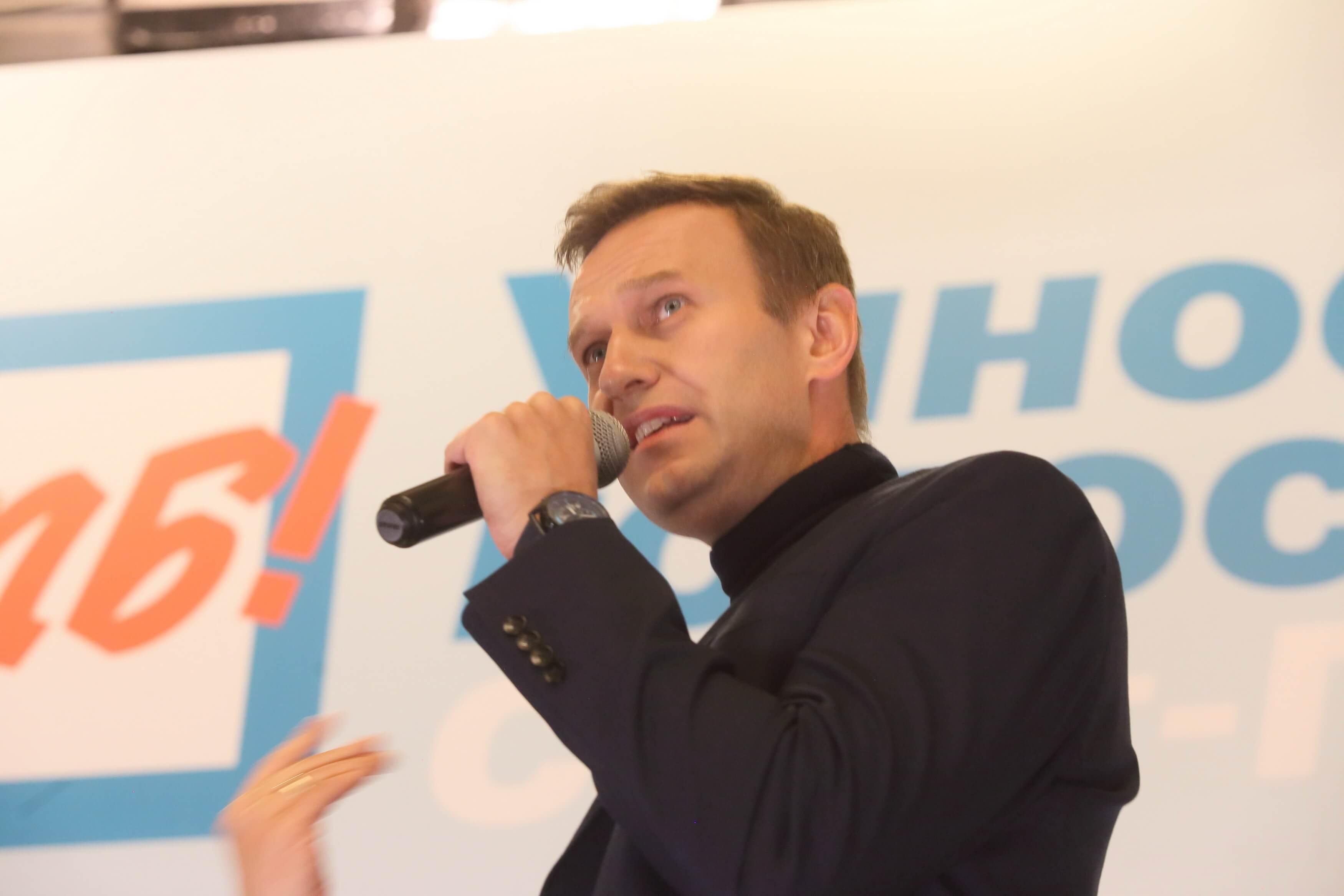 Алексею Навальному присуждена премия Бориса Немцова-2021