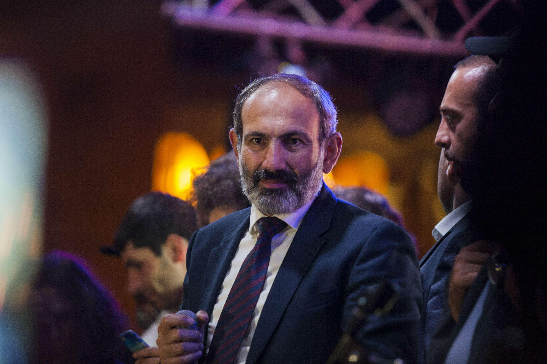 Пашинян назвал цель готовящегося в Ереване митинга