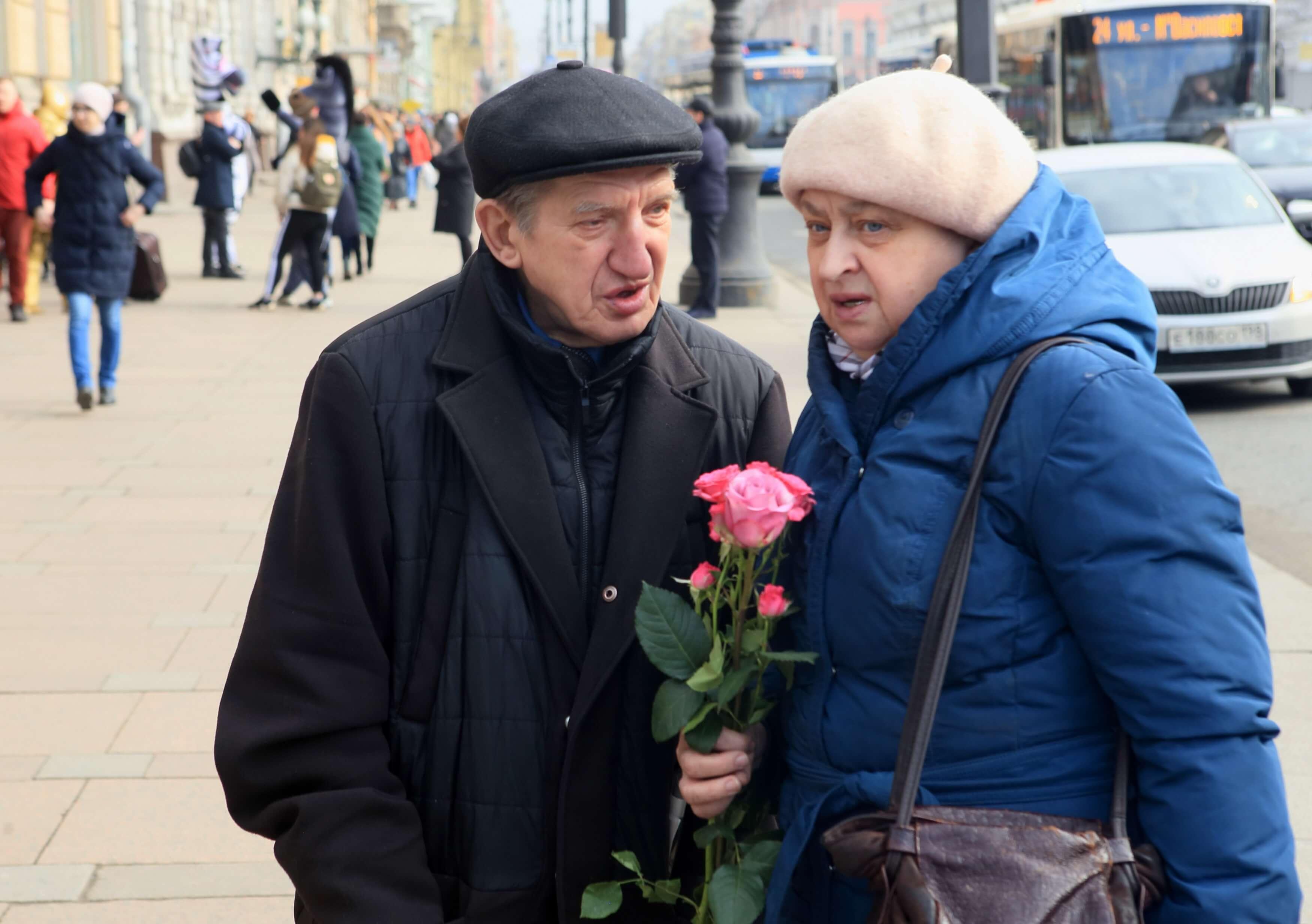 В Беларуси сильно упали реальные пенсии