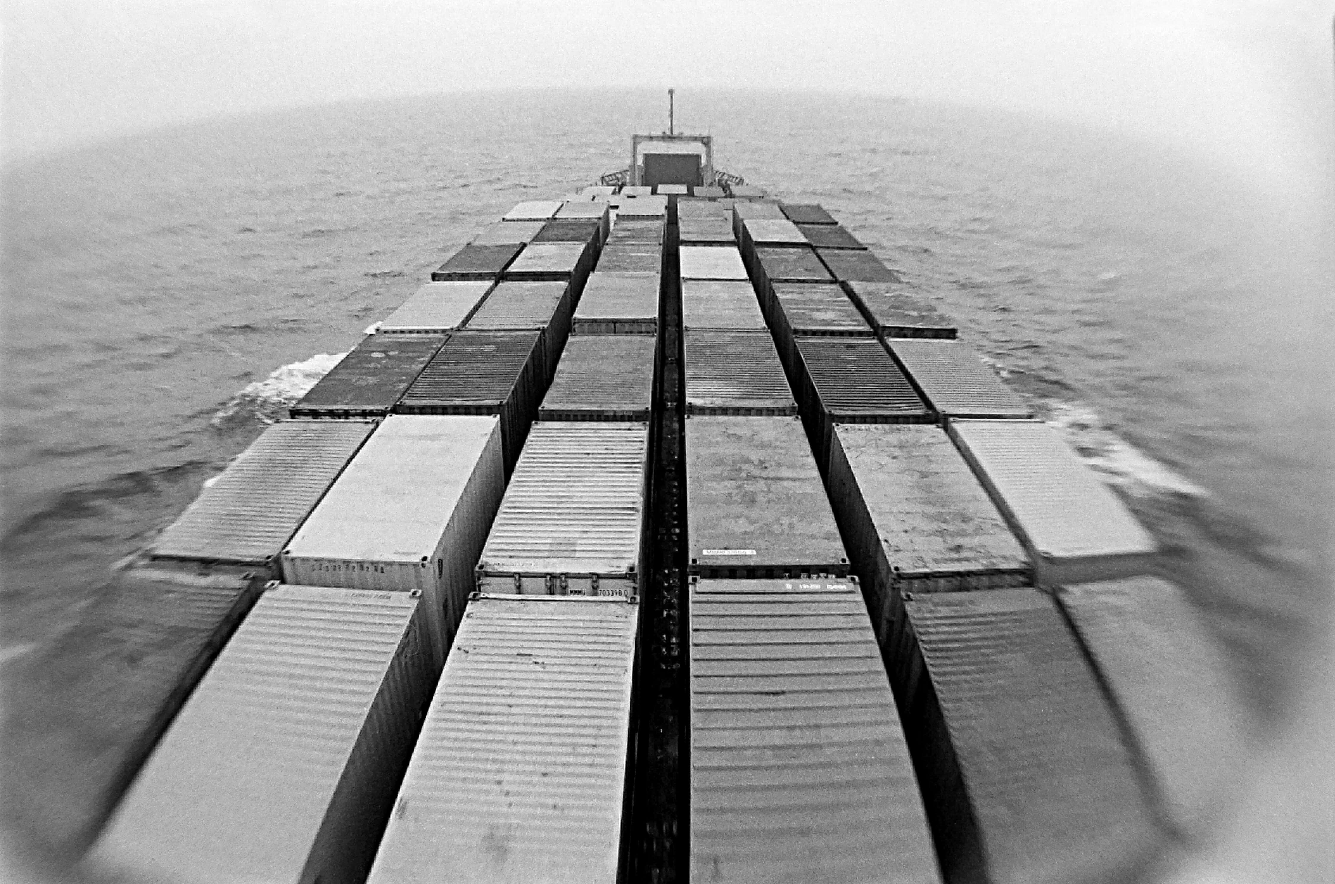 370 судов оказались заблокированы в районе Суэцкого канала