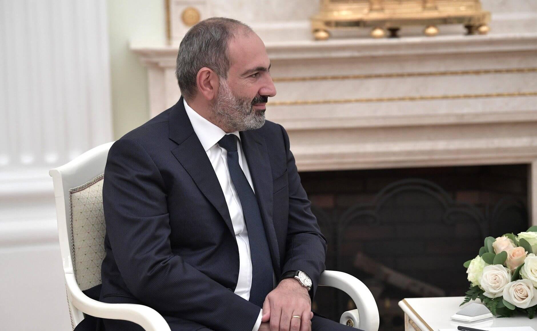 Нужно подумать над усилением армяно-российской группировки войск – Пашинян