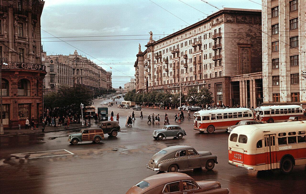 Москва. Фото: