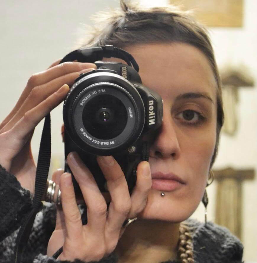 Мария Касьяненко. Фото: Страница Марии Касьяненко в ВКонтакте