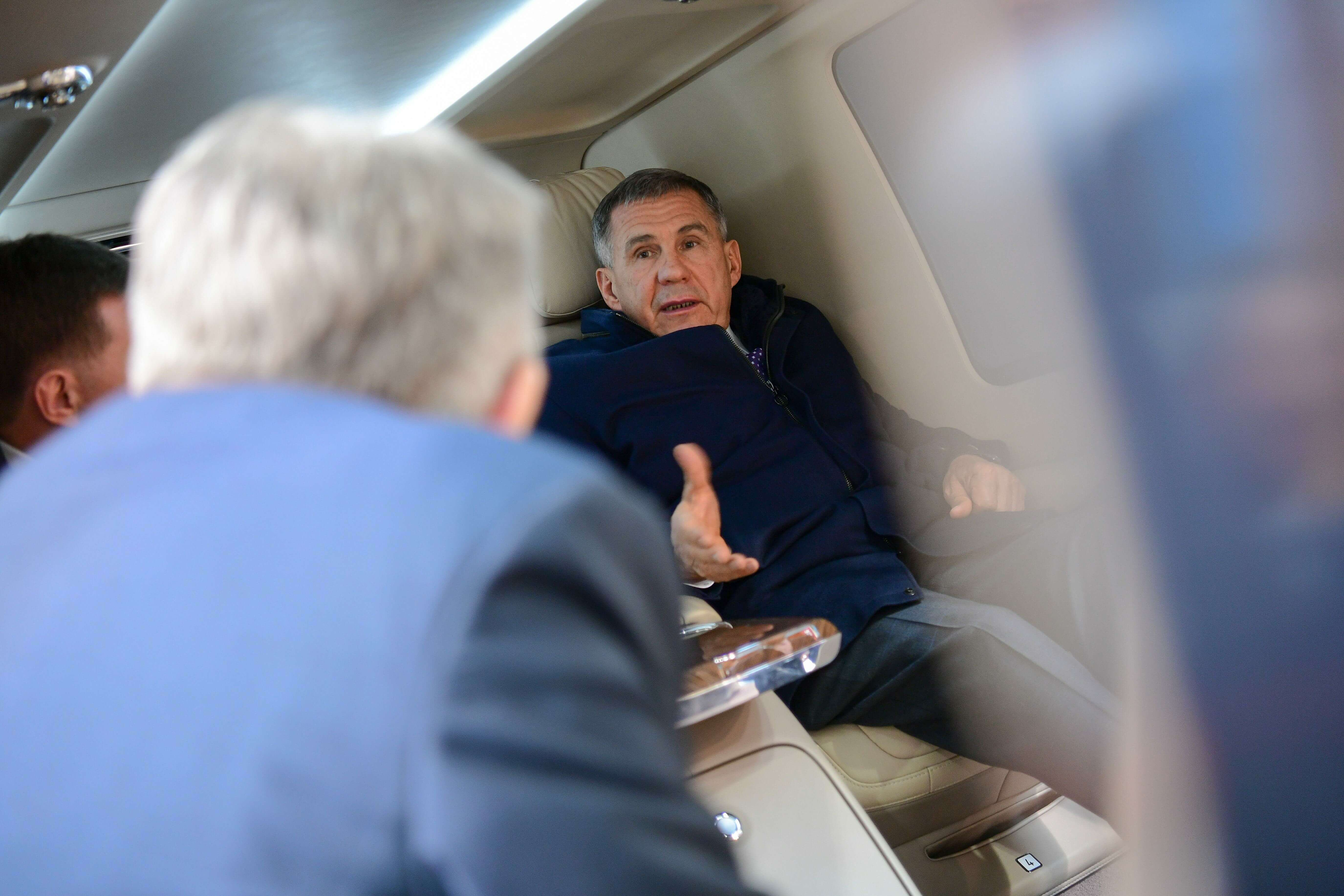 Tatarstan President Press Servic/via Global Look Press