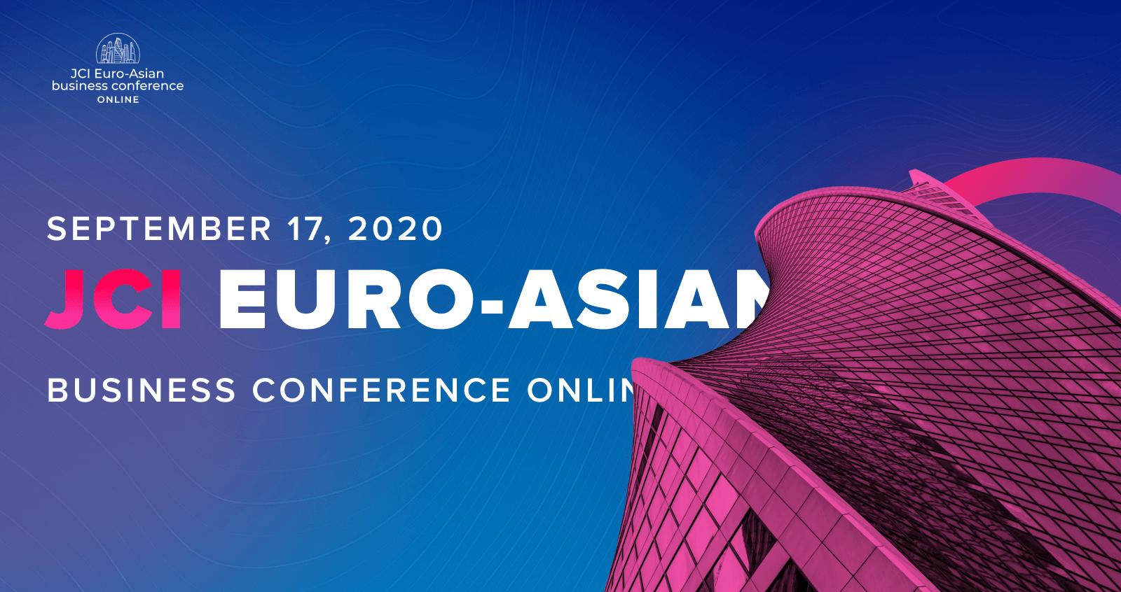 JCI Евро-Азиатский бизнес-форум