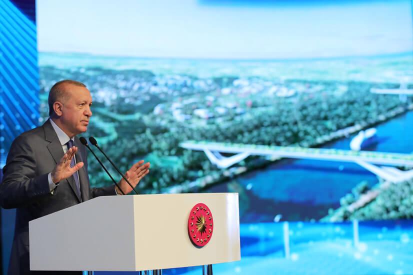 Фото: официальный сайт президента Турции tccb.gov.tr