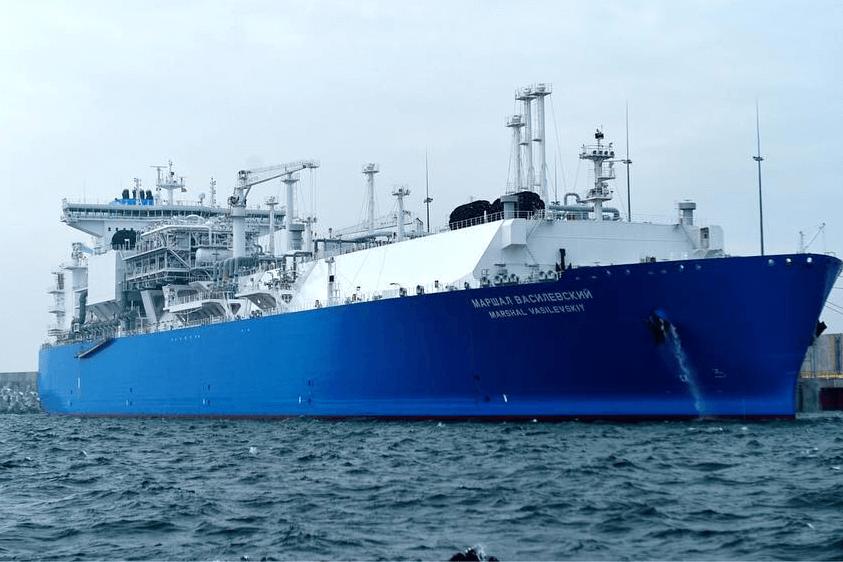 Gazprom/via Globallookpress.com