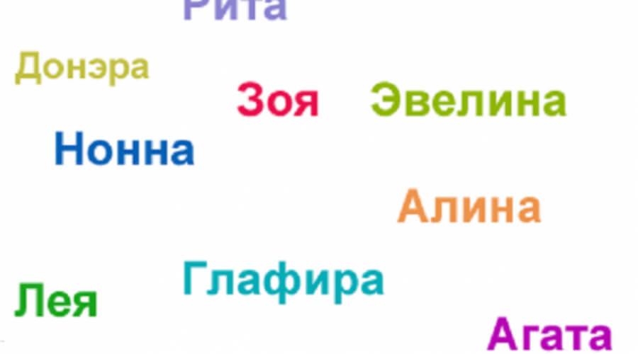 Названы самые популярные имена для новорожденных в Москве