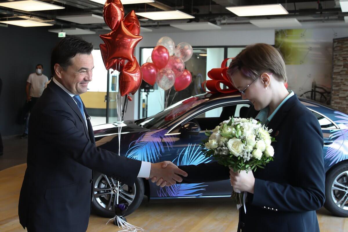 Алиса Бугрова и Андрей Воробьев