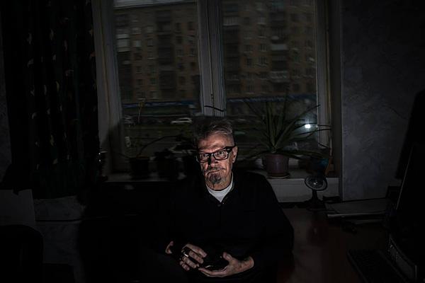 Эдуард Лимонов. Фото: «Русская планета»