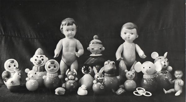 Продукция цеха 1960-х годов
